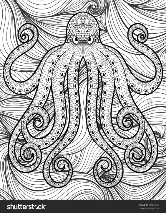 Pin de Christina Lane en Adult coloring | Pinterest