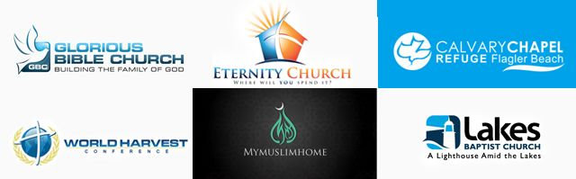 Religious Logo Design by LogoSnap.com | ::LOGO INSPIRATION ...