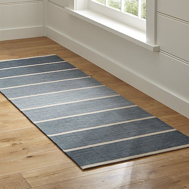 Tie Your Rooms Together With Runner Rugs From Crate And Barrel Amazing Kitchen Runner Rugs Review