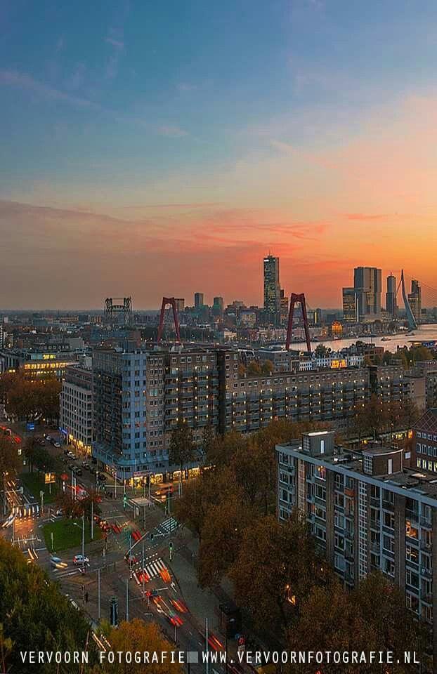 Rotterdam...Prachtige foto...L.Loe