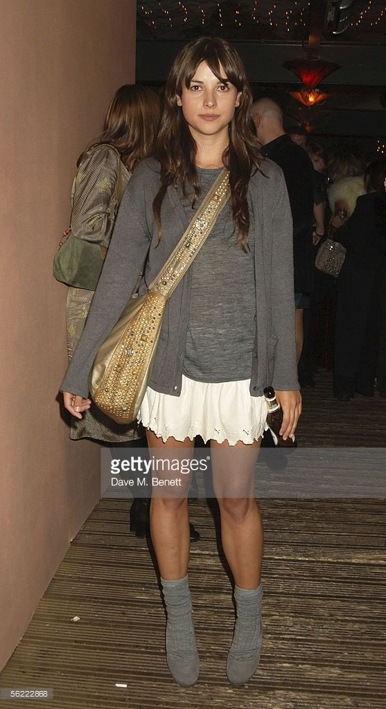 Amelia Warner Attends The Aftershow Party Followlng The Uk