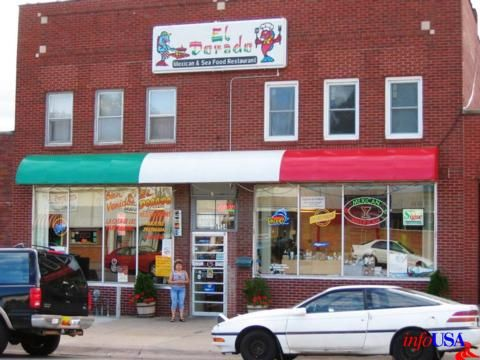 Omaha Nebraska Restaurants El Dorado Mexican Seafood