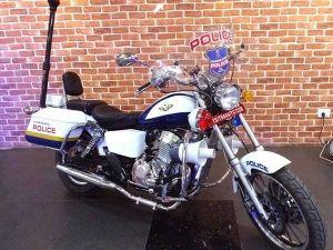 Hyderabad Police Soon To Get Raptor Regal Motorcycles Bike News Raptor Motorcycle