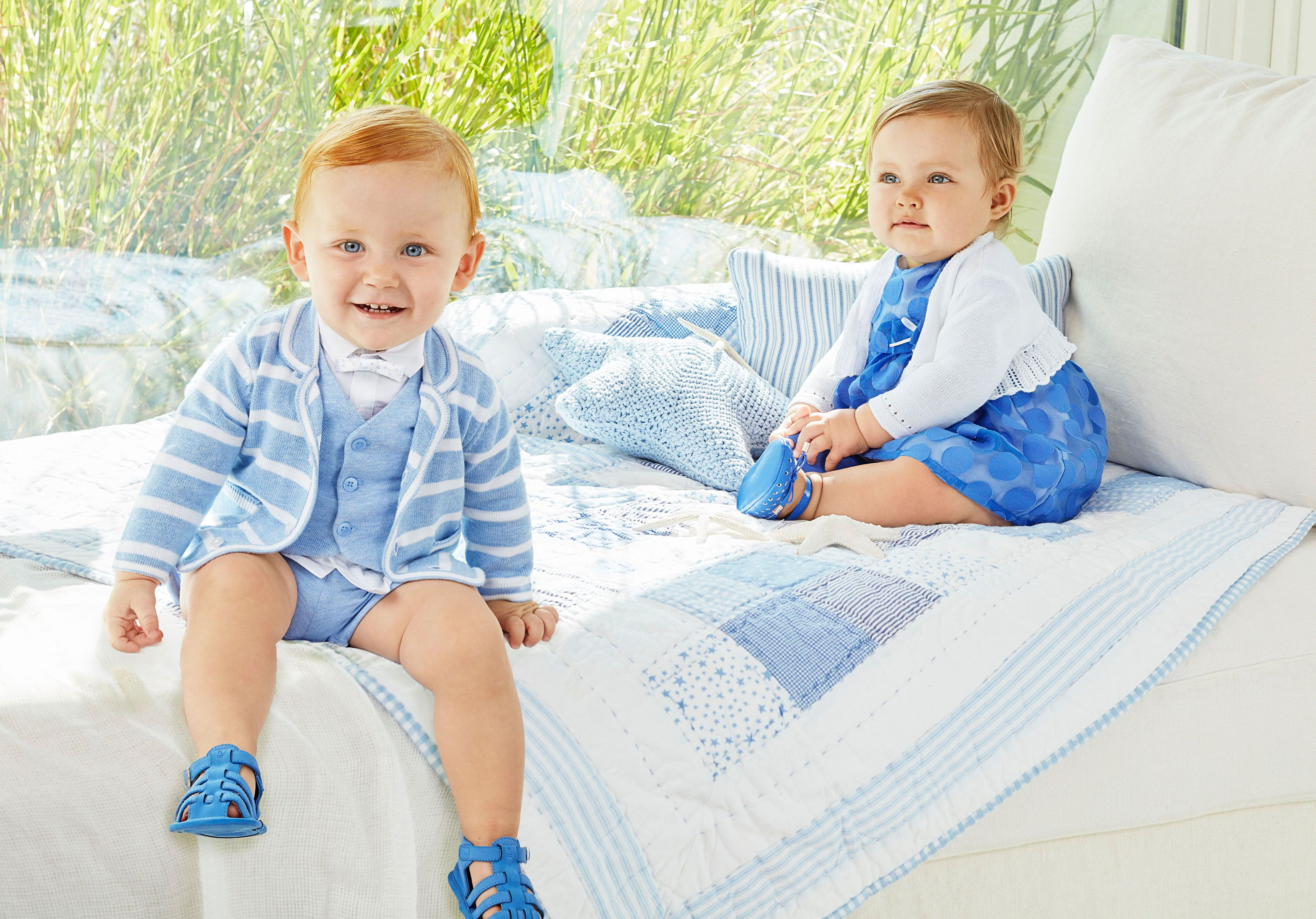 f3c40d70cd65 MAYORAL. Newborn Collection. Spring-Summer 2017.