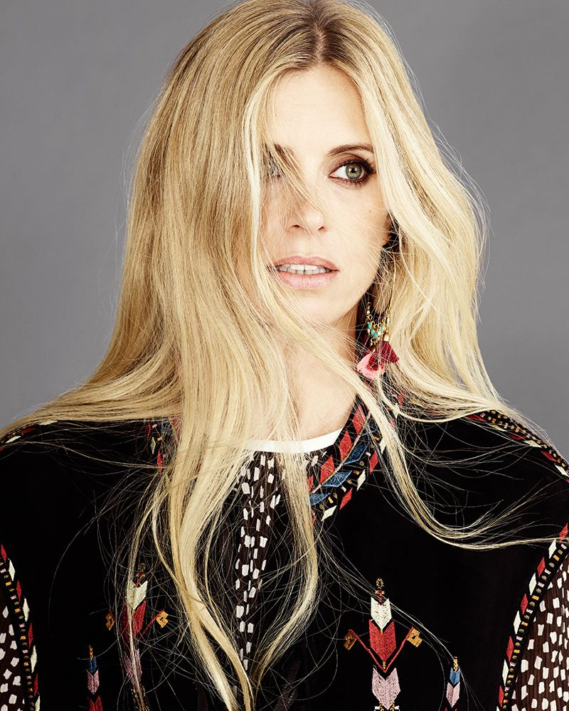 Laura Bailey is our boho babe in #TheStyleReport this week, as she channels this season's ultimate trend.