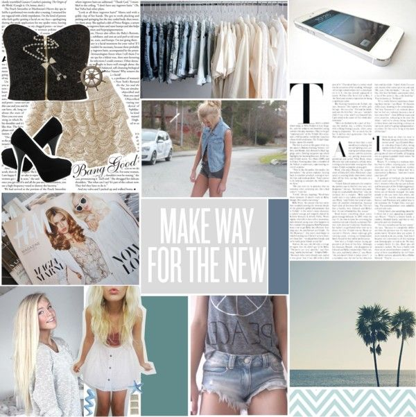 """""""Live life for the moment, because everything else is uncertain"""" by heyyitskim ❤ liked on Polyvore"""