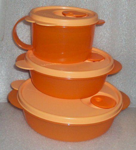 tupperware microwave crystalwave bowls