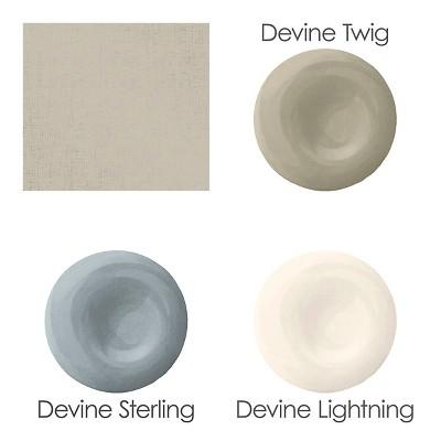 Devine Color Weave Peel & Stick Wallpaper Twig