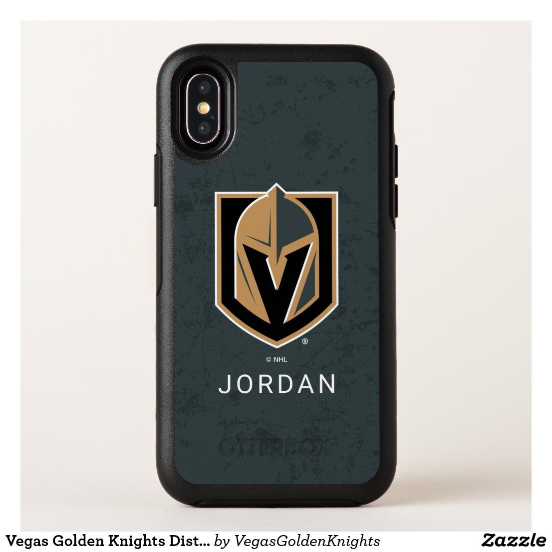 Vegas Golden Knights Distressed OtterBox iPhone Case | Zazzle.com – Phone Cases