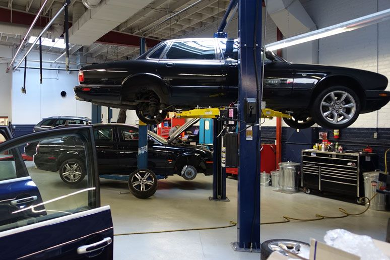 With over 50 years of combined experience Jaguar Repair
