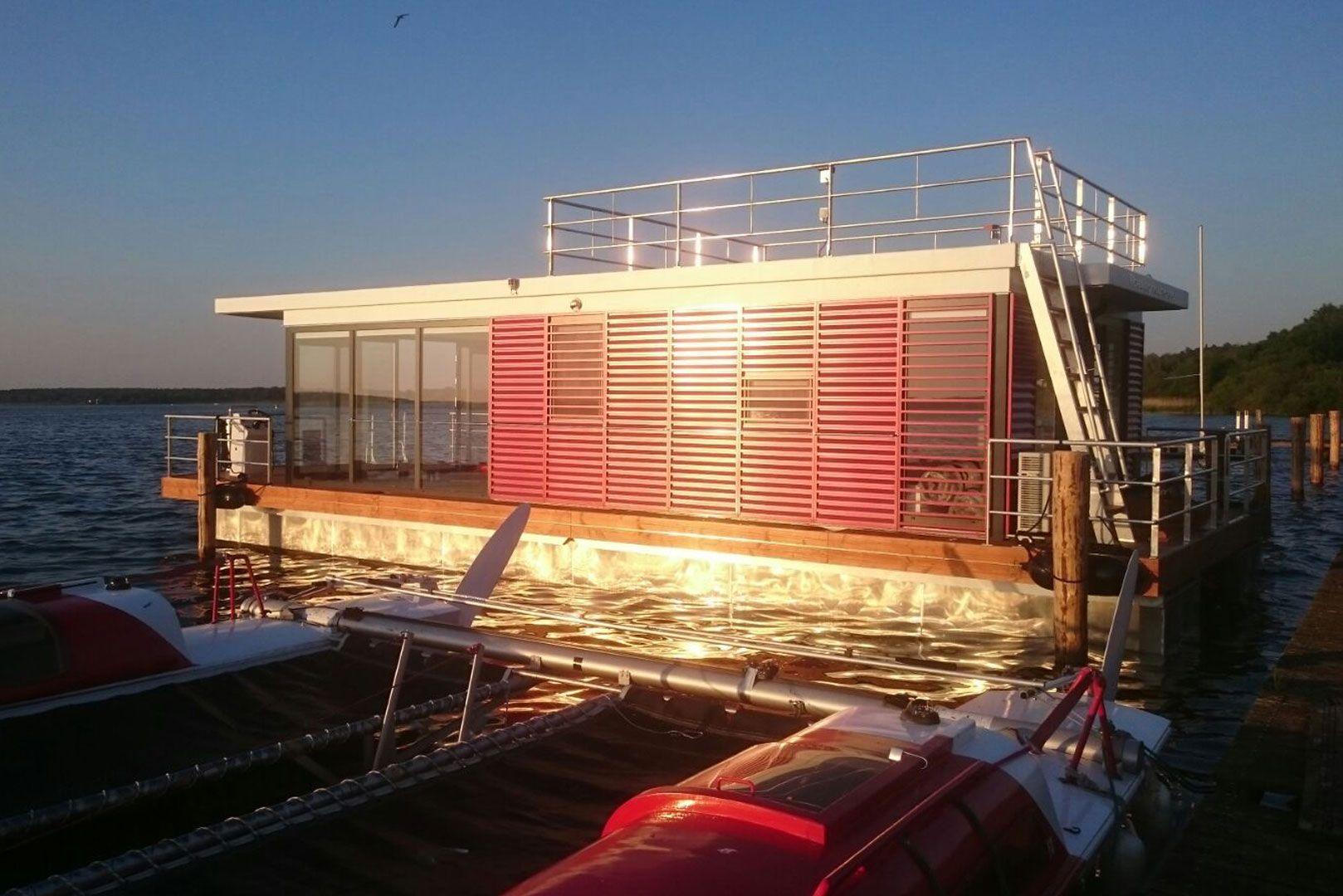 hausboot mieten mecklenburgische seenplatte fleesensee
