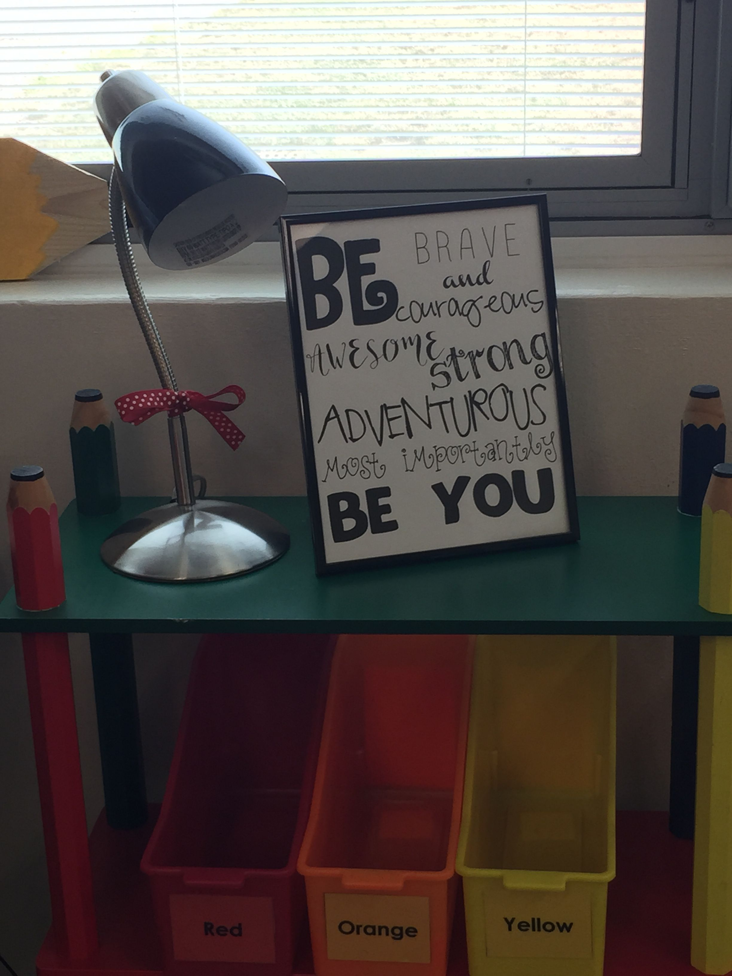 Perfect quote for the classroom!! https://www.etsy.com/shop/ginahartdesigns