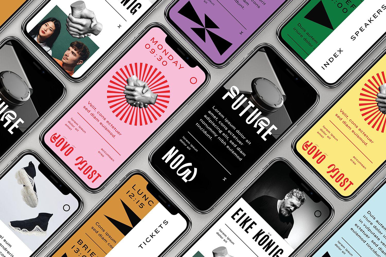 Future Now by Classmate Studio — The Brand Identity
