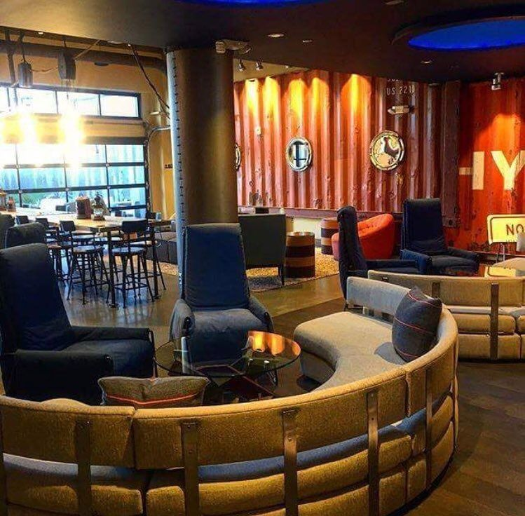 Hotel Zephyr Unveils Outdoor Lounge The Yard Embracing