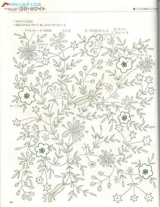bordado japonesa - Mimina Moretti - Picasa Web Album