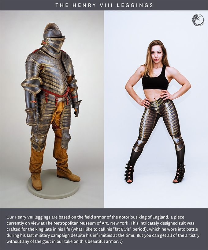 fa3cb6c1c5e08 Lorica Clothing - Armored Leggings by Elena Hutchinson — Kickstarter ...
