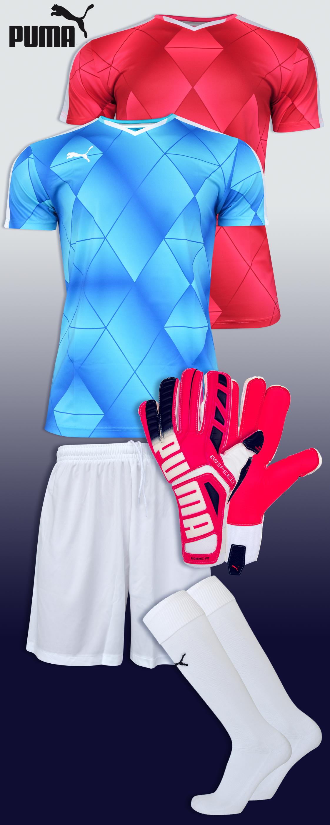 Goalkeeper Set Puma 2015