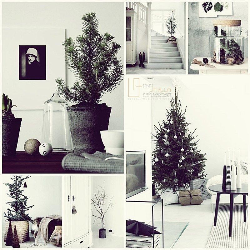 Decoraci N Diy Para Navidad De Estilo R Stico N Rdico En