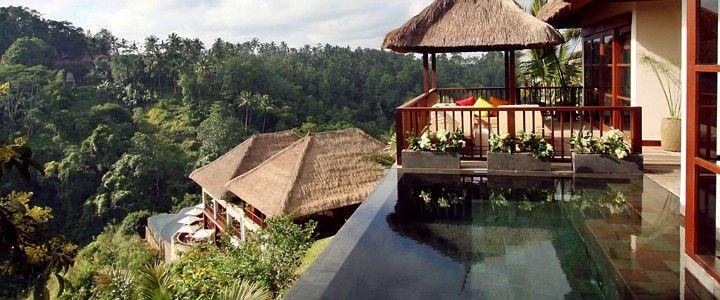 Ubud Hanging Gardens, Panoramic Pool Villa, Bali
