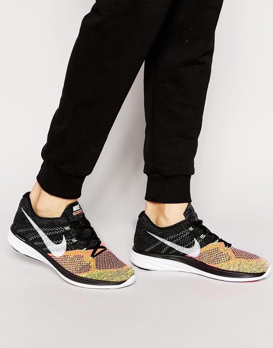 Nike Flyknit Lunar 3 Trainers 698181