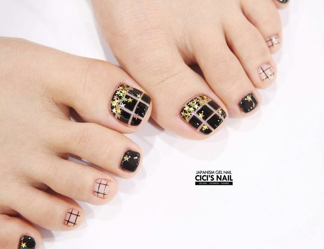 Pin by Anastasia Shkilindey on nail art | Pinterest | Pedicures, Toe ...