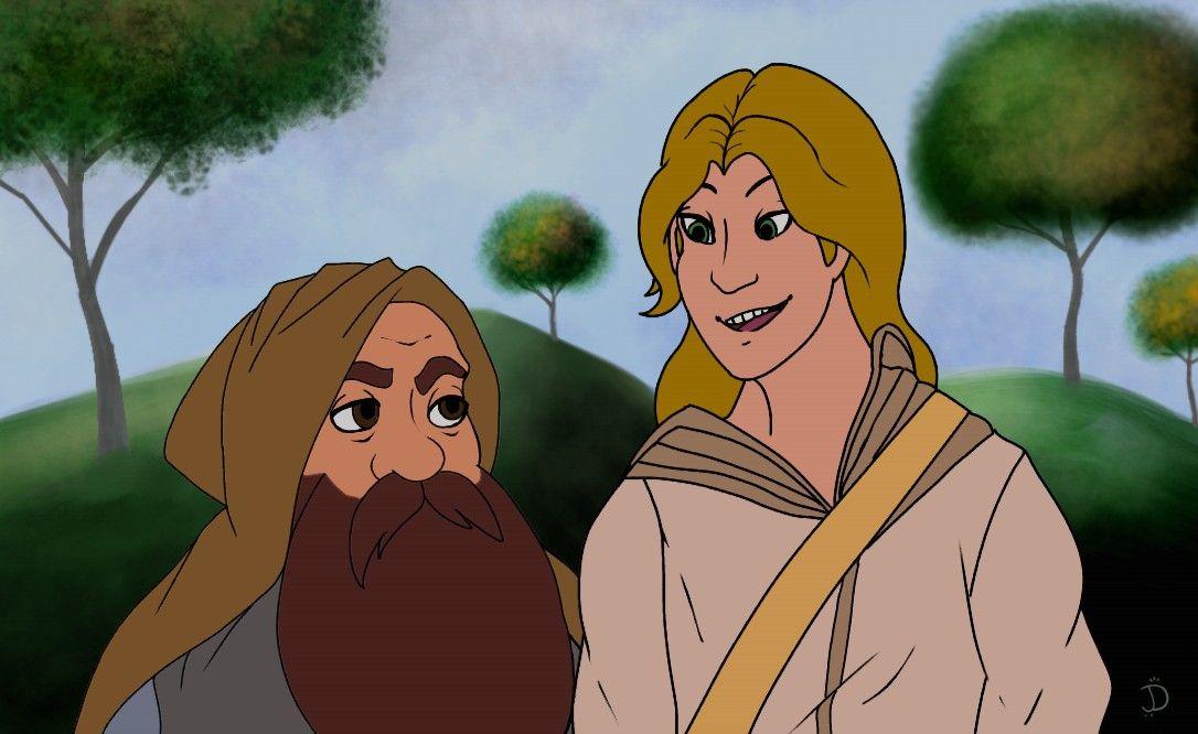 Cartoon of Lord of the RingsMurzynki w miłości zdjęcia porno
