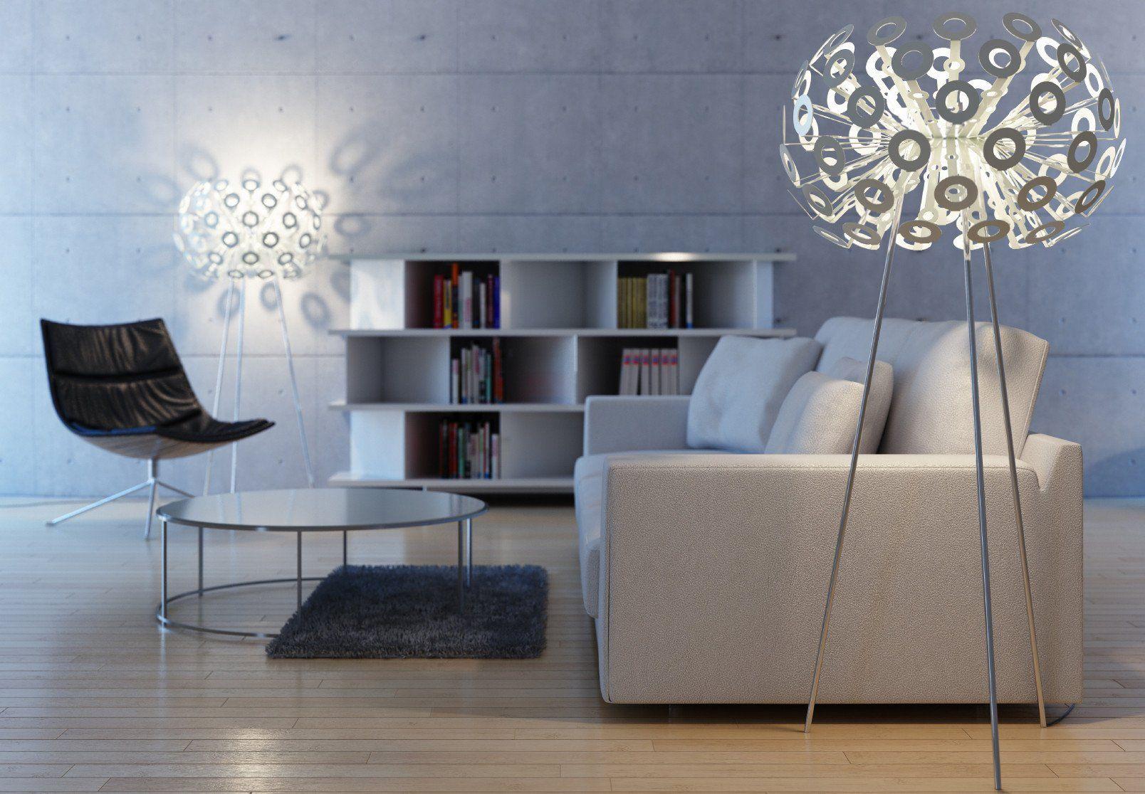 Regalsystem Wohnzimmer ~ Neue beleuchtungsideen fu fcr ihr wohnzimmer freshouse