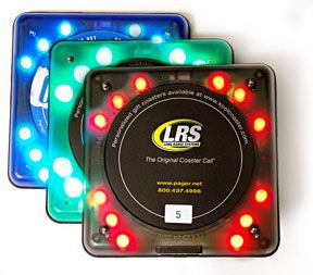 Lrs Guest Coaster Pagers In Smoke Green And Blue Check Out Our Website Church Nurserychurch
