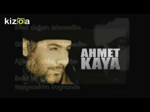 Ahmet Kaya Ben Gonlumu Sana Verdim