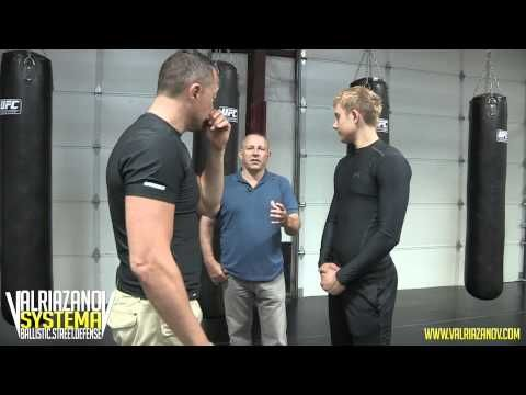 Learn the best angle of attack to use when punching, by Val Riazanov - YouTube