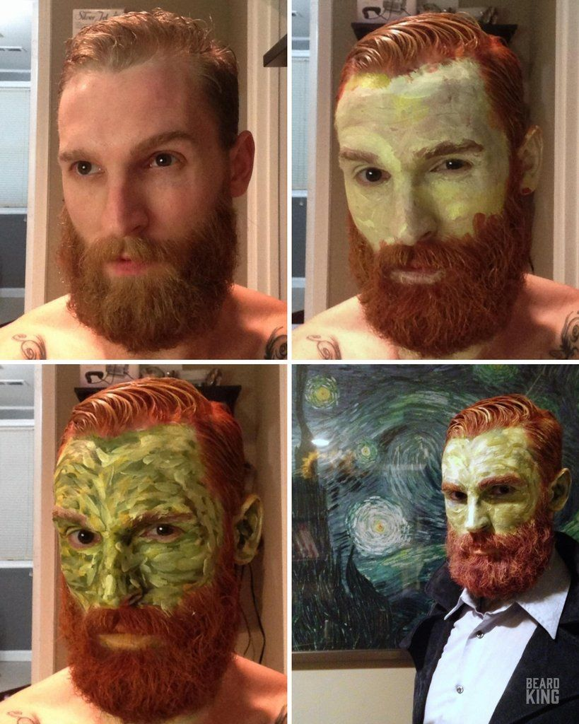 anime cosplay ideas for guys with beards