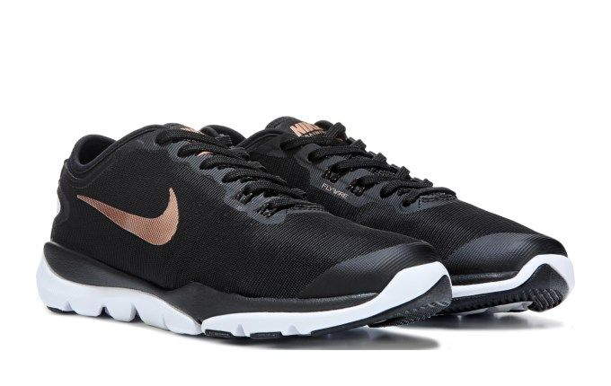 c49e16cd48b9 Nike Women s Flex Supreme TR 4 Black Rose Gold  80