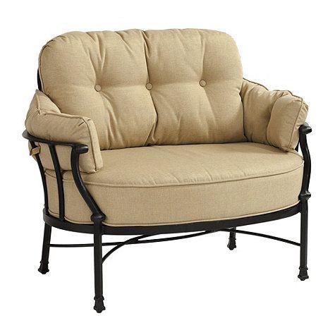 Amalfi Cuddle Chair | Chairs | Seating | Ballard Designs $1000