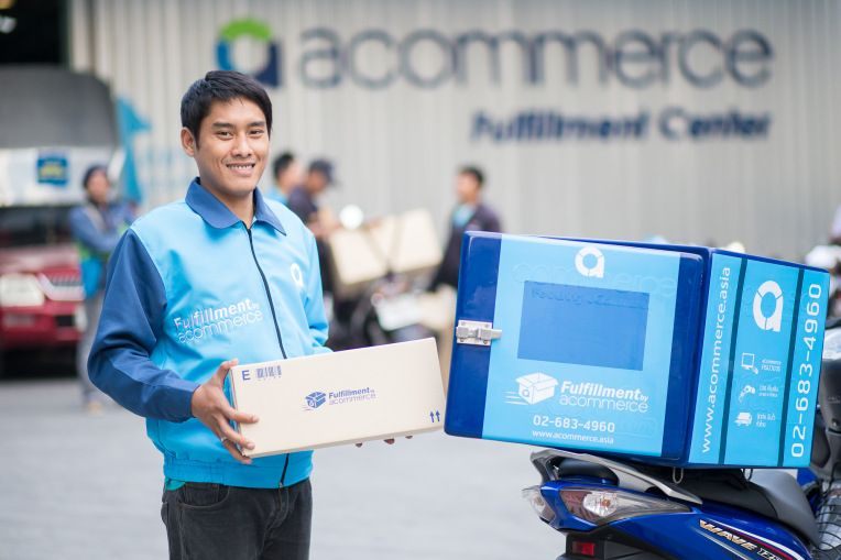 #HTE Southeast Asias aCommerce raises $10M to prepare for Series B aCommerce a Bangkok-based startup that helps