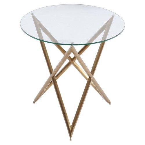 Armen Living Crest End Table 15a6e556f