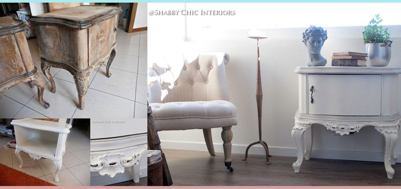 Restauro Mobili Stile Shabby Chic.Pomelli Unici Per Arredare Casa In Stile Shabby Chic