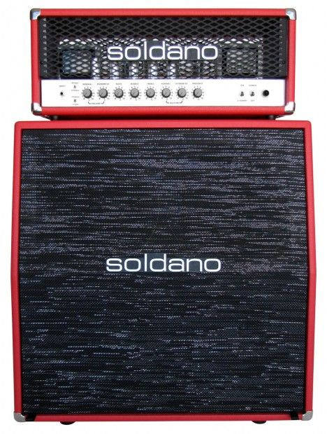 Soldano SLO-100. Just add some Warren Haynes mojo mod and bang it!