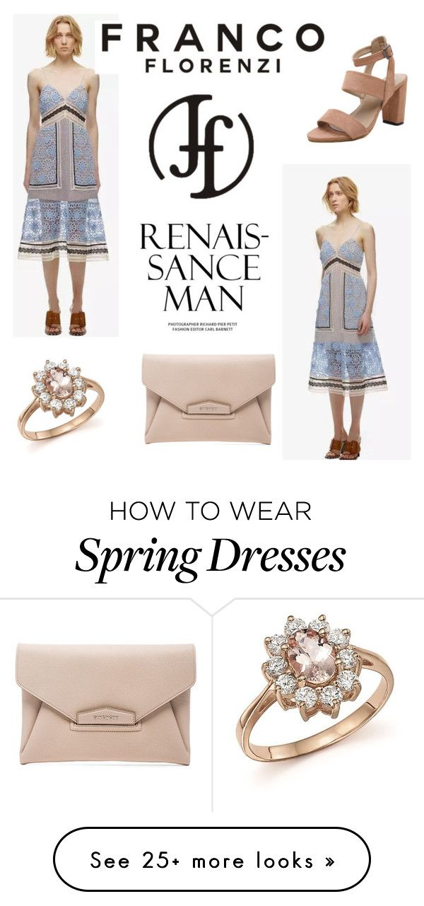 """""""Party Dress"""" by lee77 on Polyvore featuring Givenchy and Bloomingdale's"""
