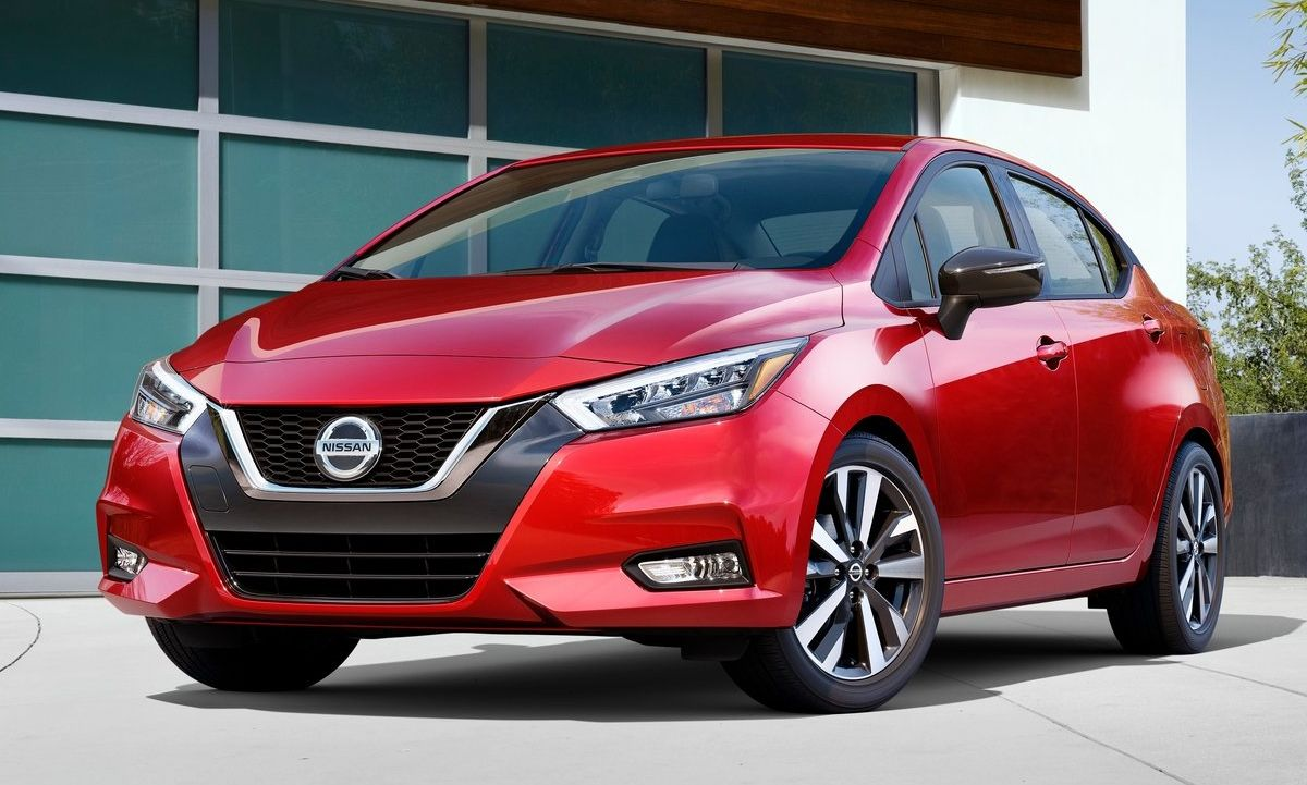 All New 2020 Nissan Versa Dresses Up Like Altima Brings More Tech