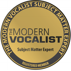 Robert Lunte is the founder of The Modern Vocalist