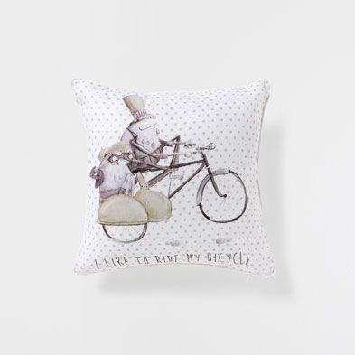 Cojines Infantiles Zara Home.Cojines Cama Zara Home Espana Kids Bedroom Cojines