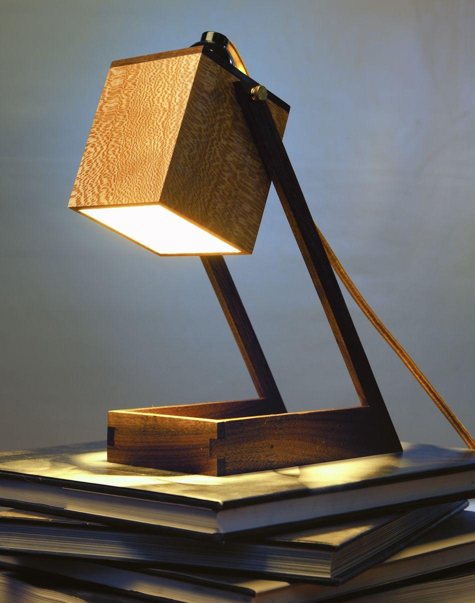 Proper Wood Lamp by Proper Wood.
