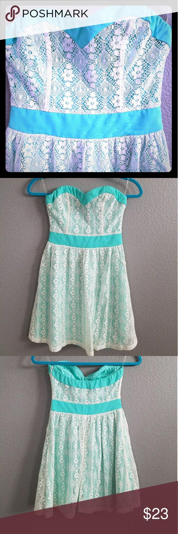 Stapless Wet Seal Summer Dress* NWT