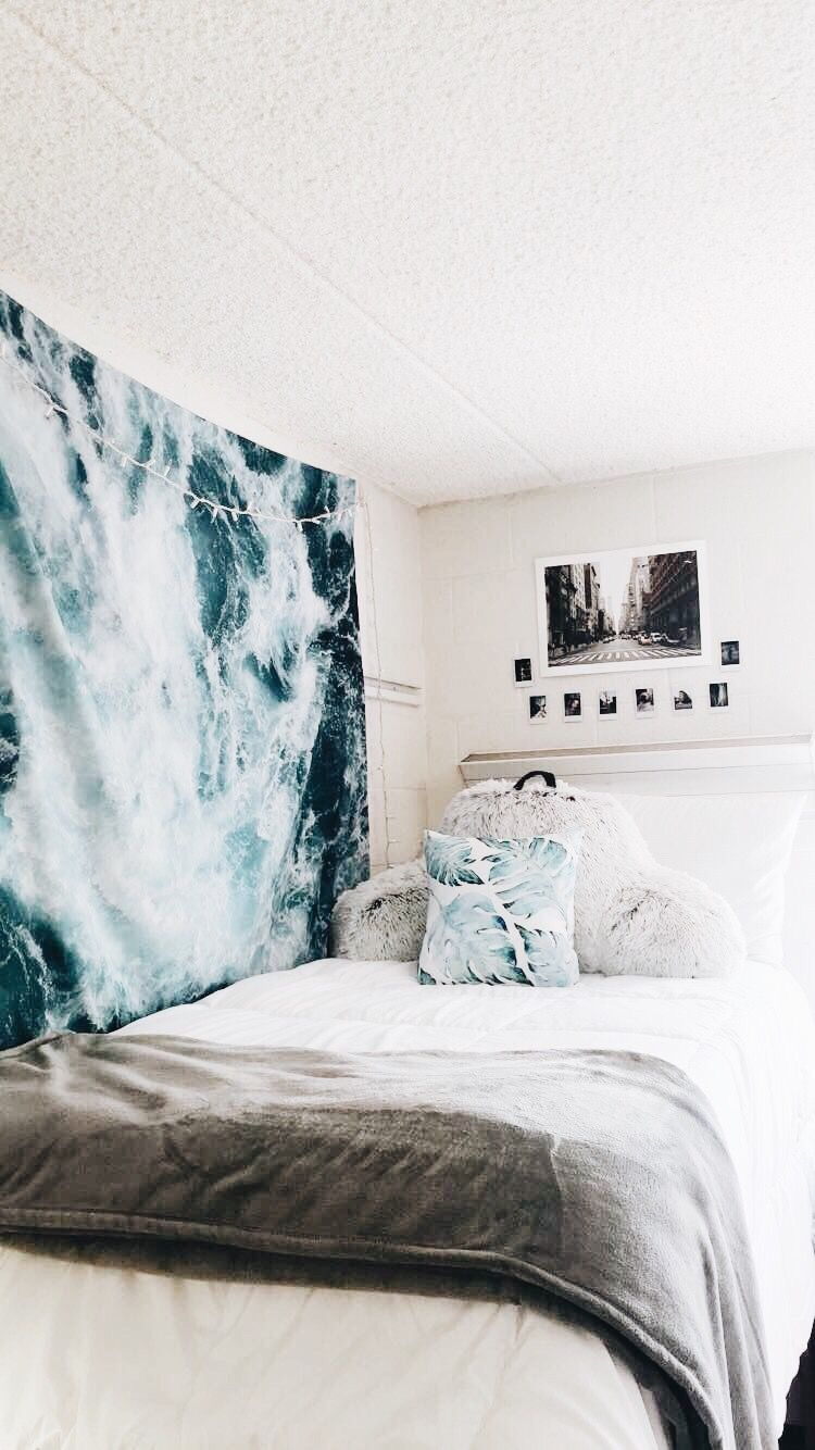 Pin by samantha hammack on bed in pinterest room dorm