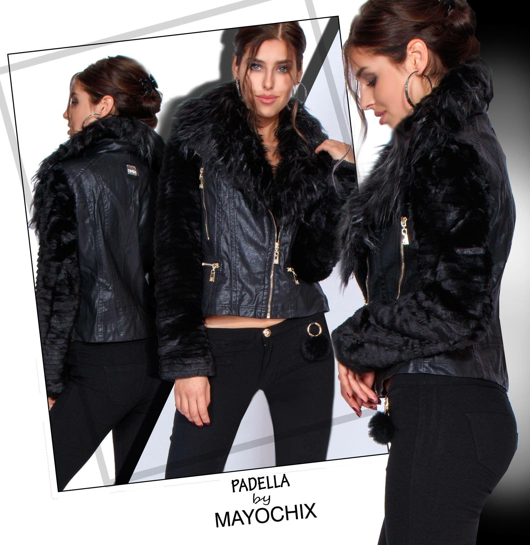 Mayo Chix Padella Jacket!  mayochix  padella  jacket  f21cdf0821