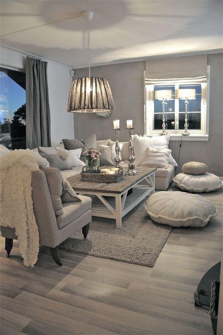 35 lovely grey and cream living room décor ideas lovelyz