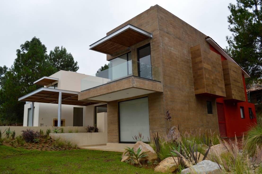 Materiales de construcci n modernos y econ micos muro de concreto casas modernas y volar - Materiales de construccion baratos ...