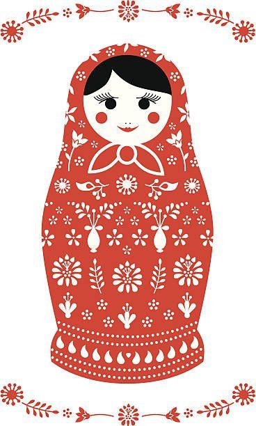 イラスト マトリョーシカ ロシアの民芸品だけじゃない人気のかわいいマトリョーシカ人形おすすめ11選 おしゃれな置き方実例も