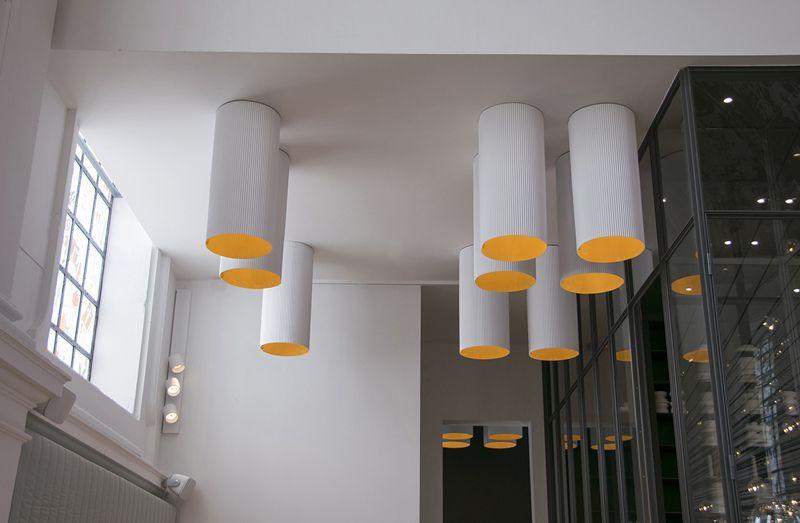 The Jane Antwerp: Spectacular Restaurant Mixing Coziness and Refinement - http://www.interiordesign2014.com/home-design-ideas/the-jane-antwerp-spectacular-restaurant-mixing-coziness-and-refinement/