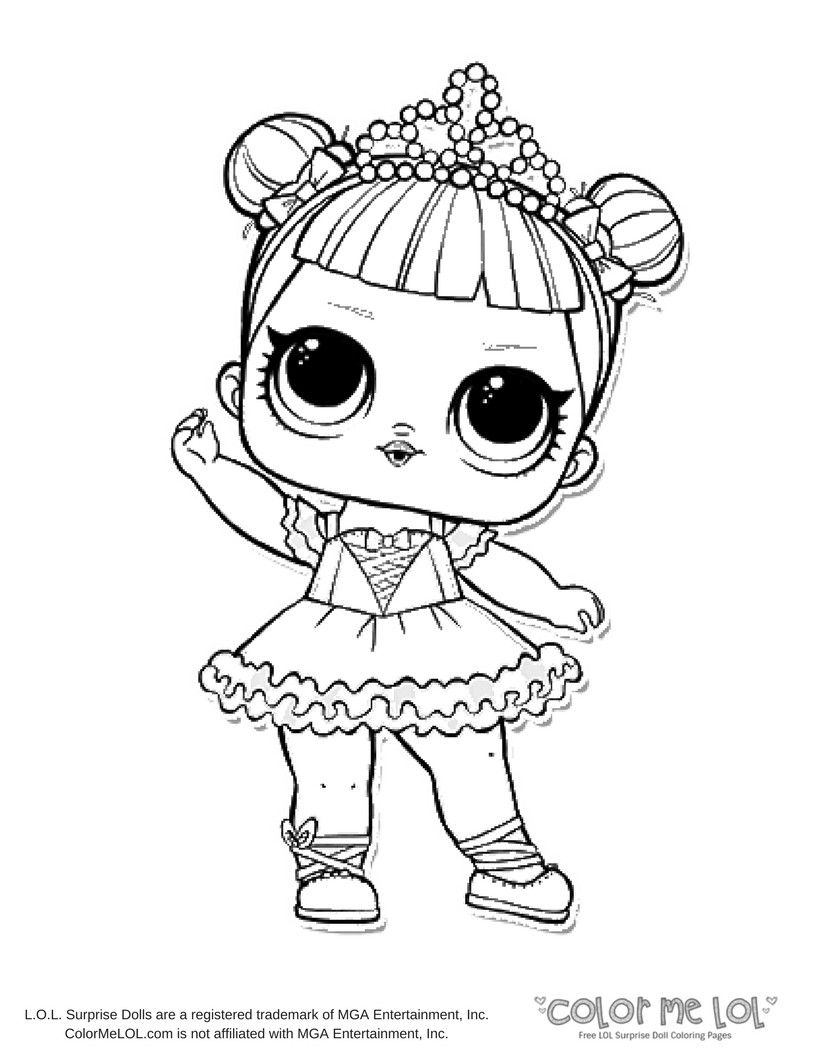 Printables Lol Dolls Download Them Or Print Cute Coloring Pages Unicorn Coloring Pages Coloring Pages
